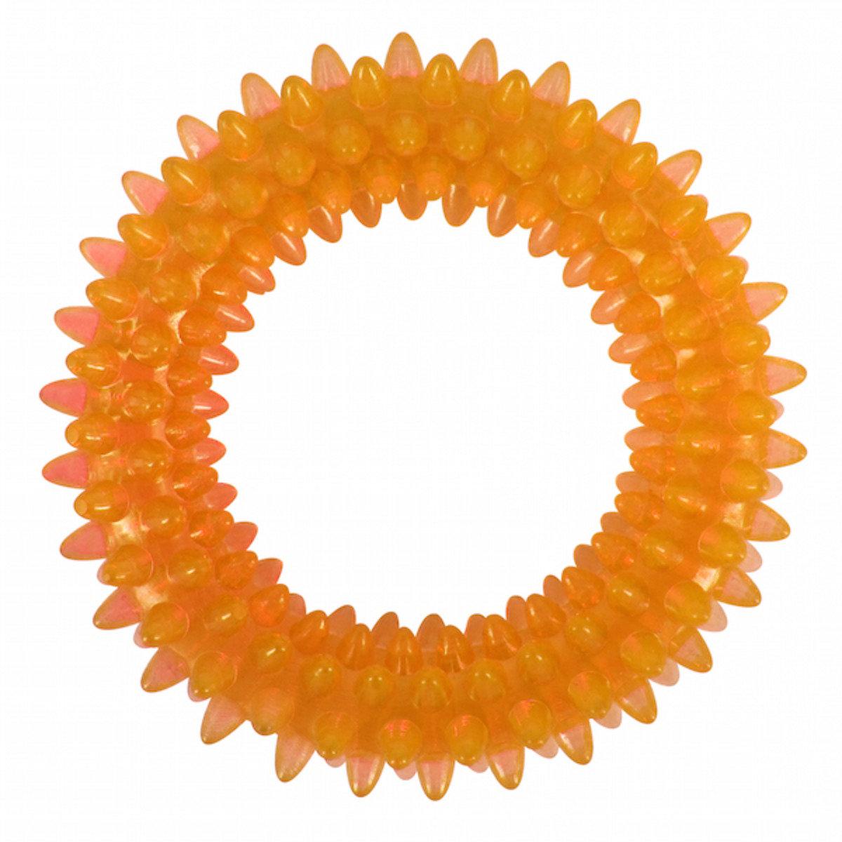 寵物潔齒圈(橙色)