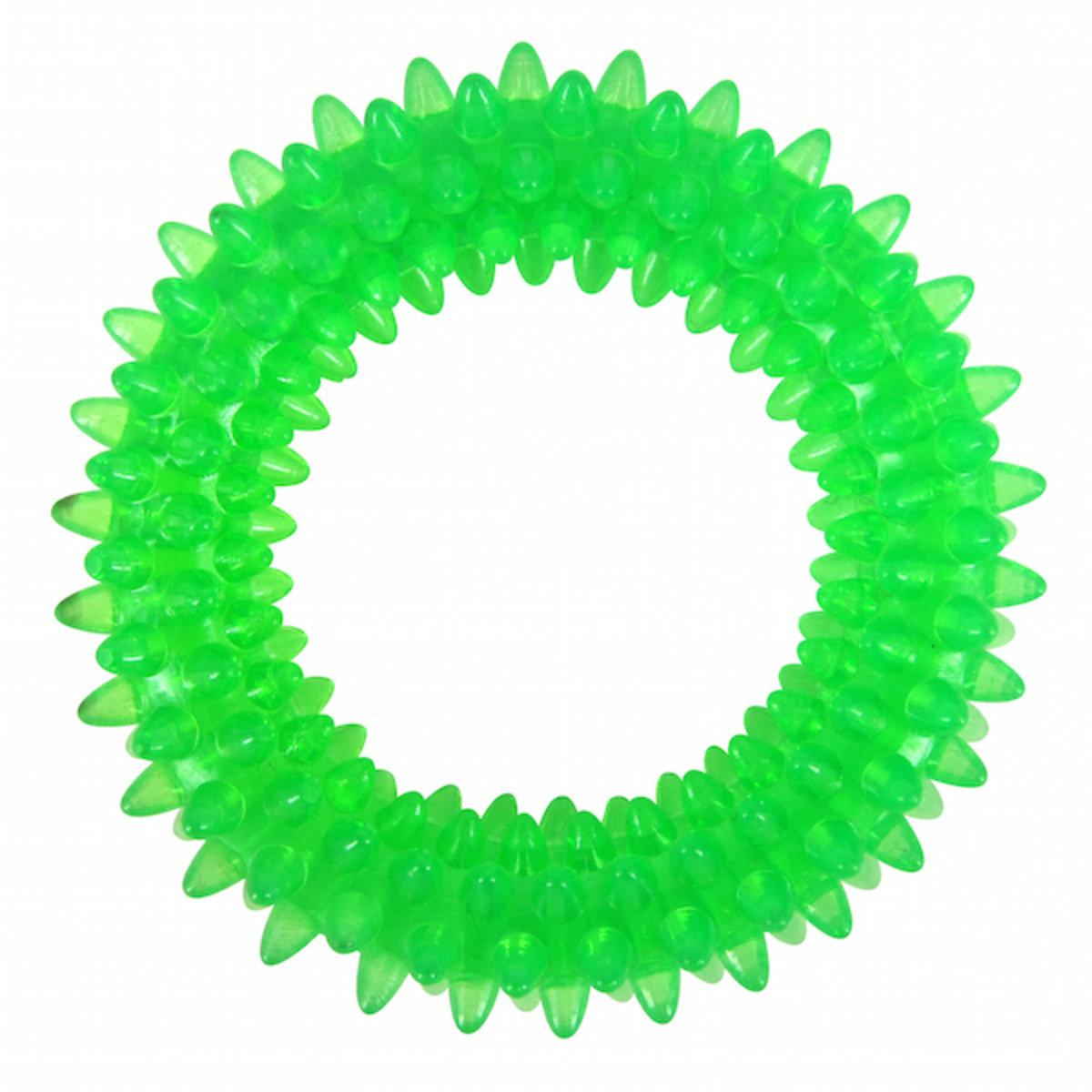 寵物潔齒圈(綠色)