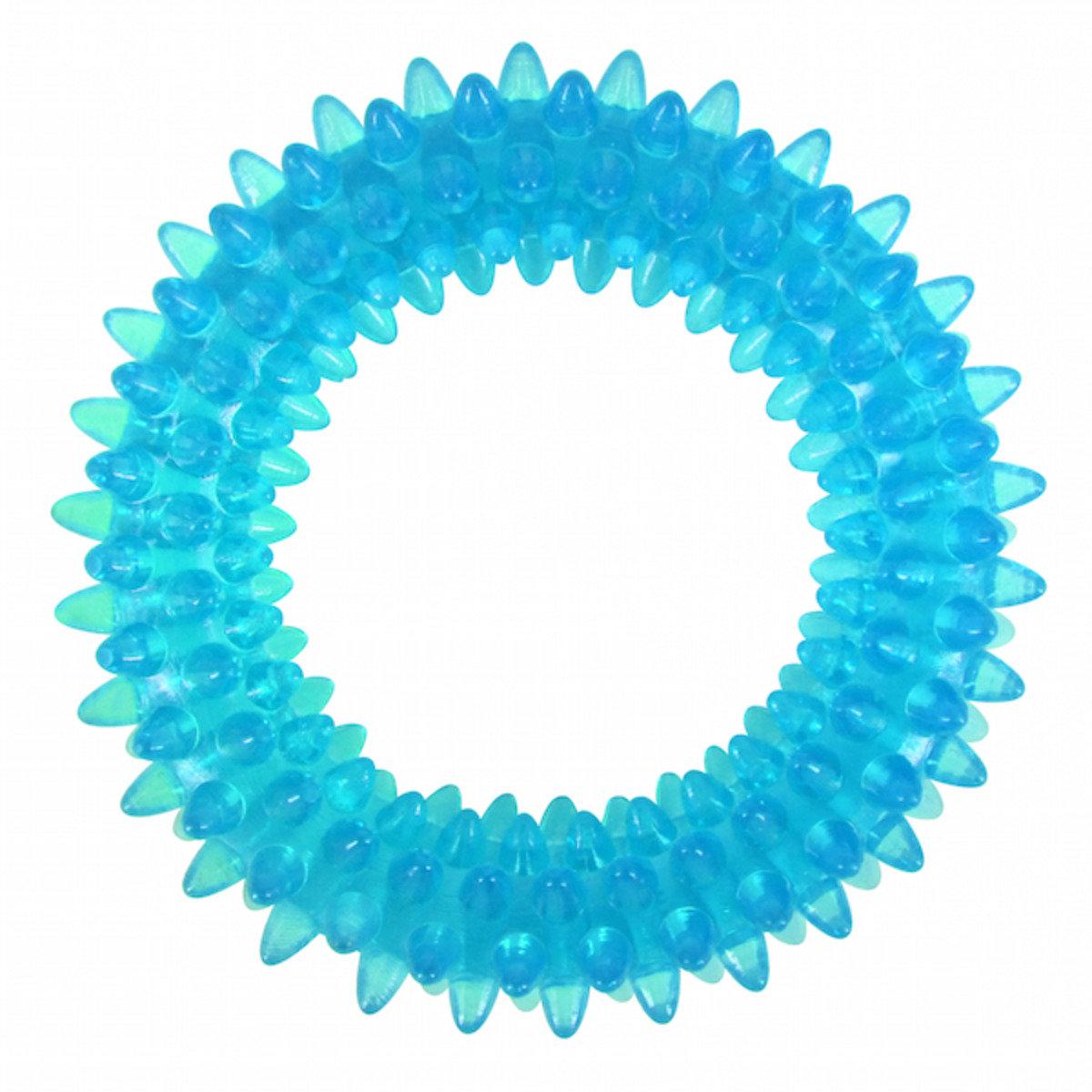 寵物潔齒圈(藍色)