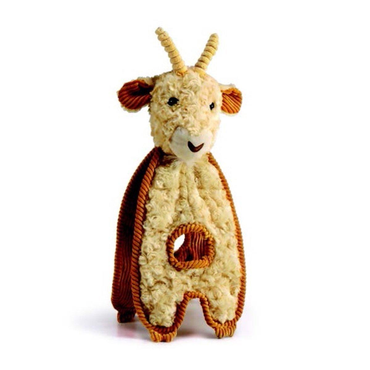 寵物互動枕頭玩具 - 山羊
