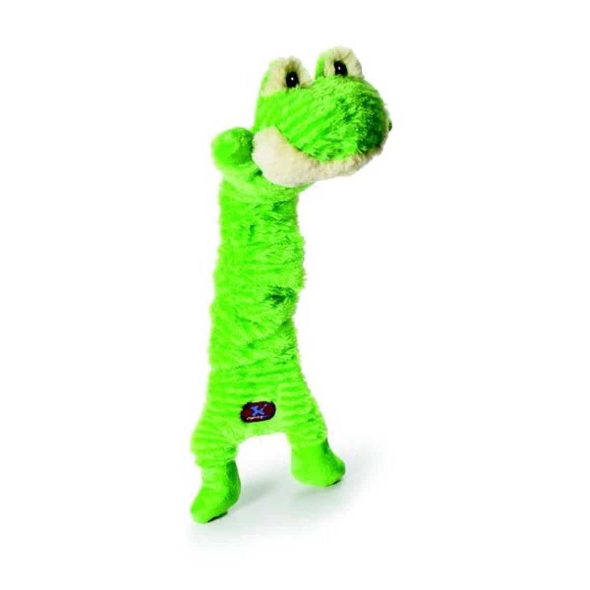 寵物彈力發聲玩具 - 青蛙