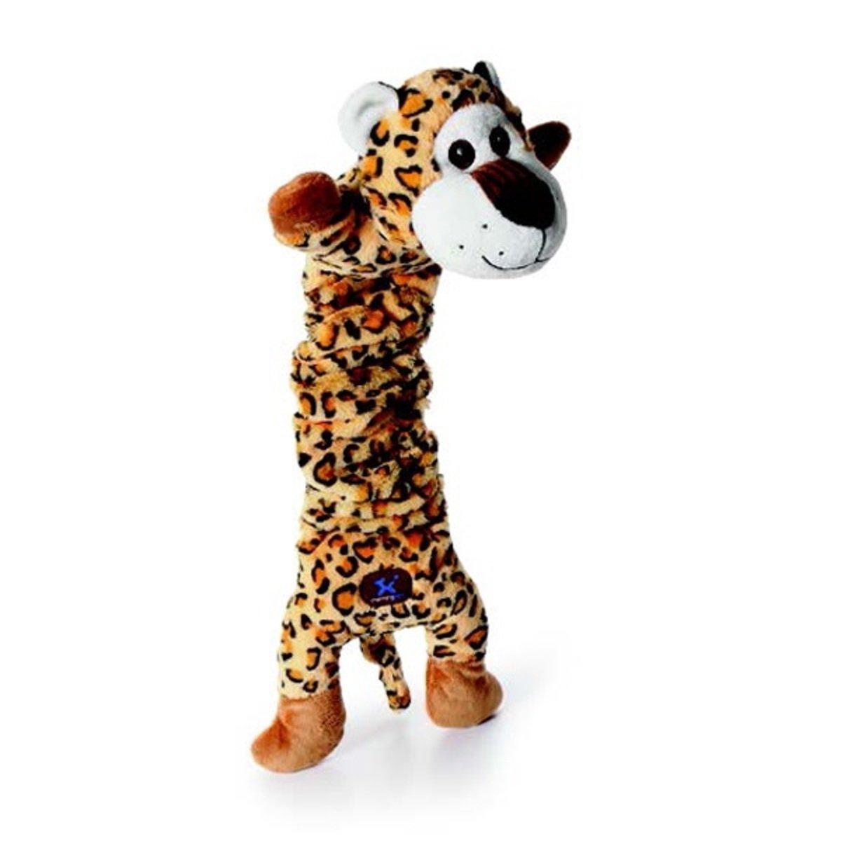 寵物彈力發聲玩具 - 豹