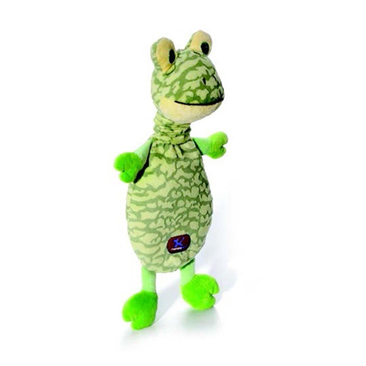 寵物大肚腩發聲玩具 - 青蛙