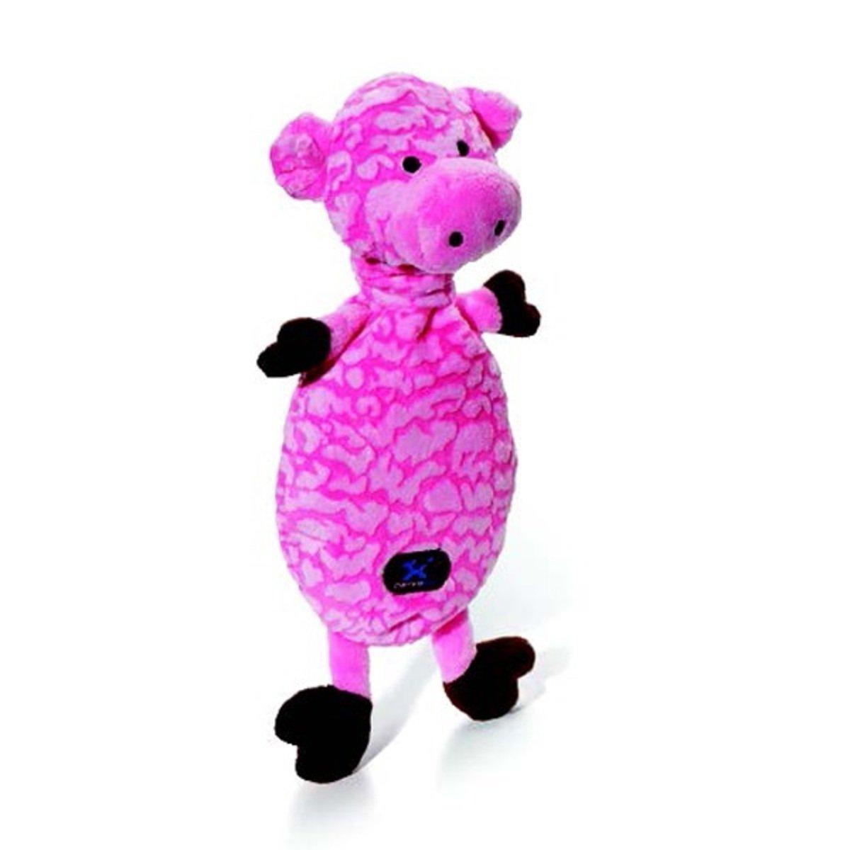 寵物大肚腩發聲玩具 - 豬