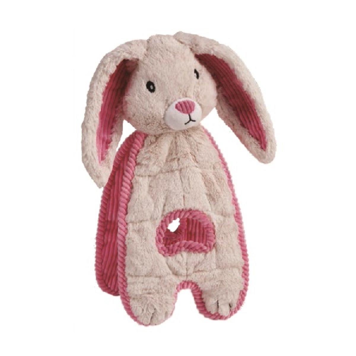 寵物互動枕頭玩具 ﹣兔仔