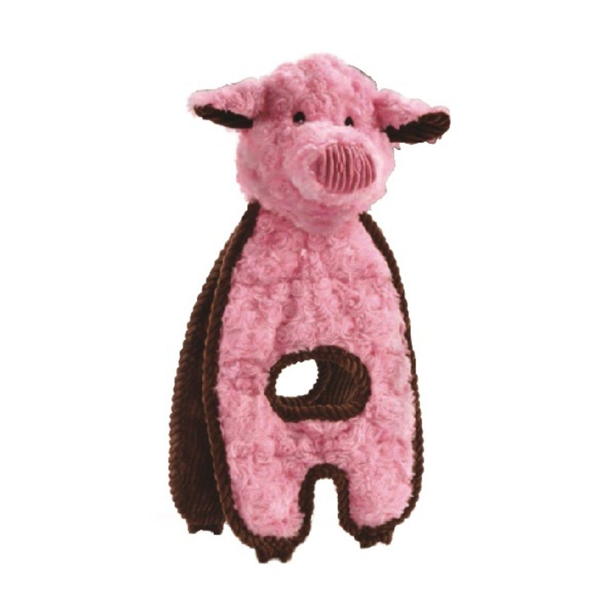 寵物互動枕頭玩具 ﹣豬