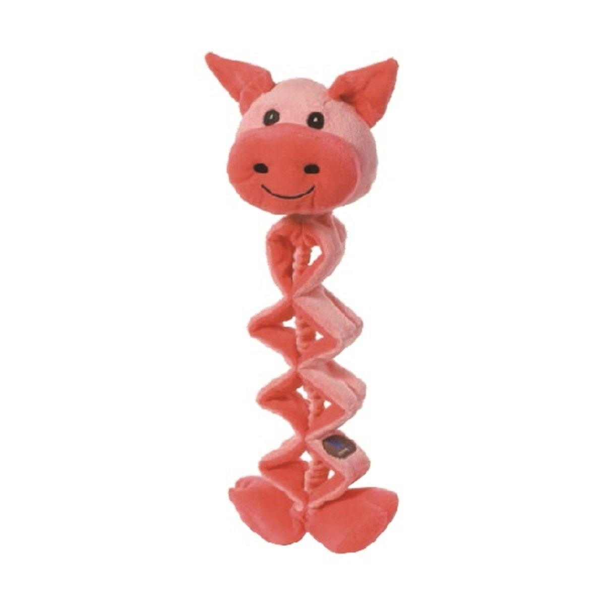 寵物彈簧發聲玩具 - 豬