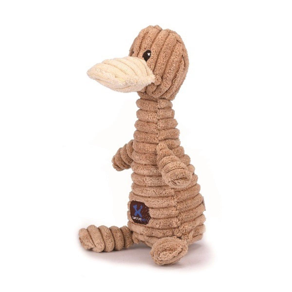 寵物耐咬發聲玩具 - 鴨嘴獸