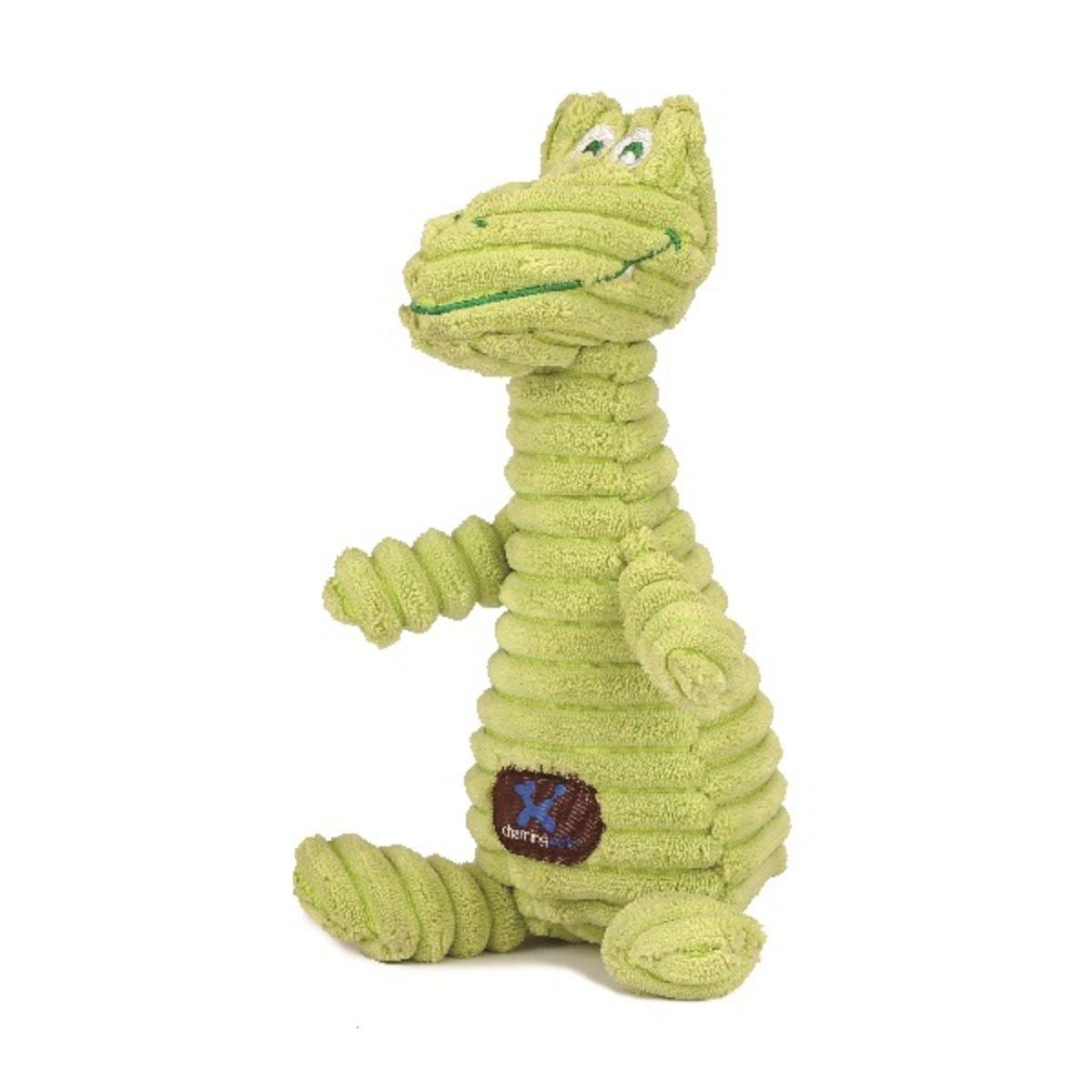 寵物耐咬發聲玩具 - 鱷魚