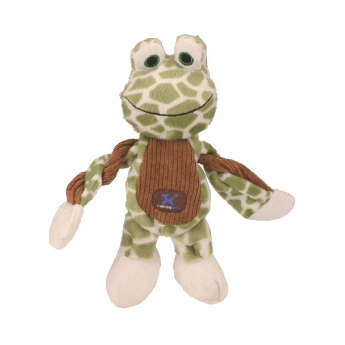 寵物可扭動發聲玩具 ﹣青蛙