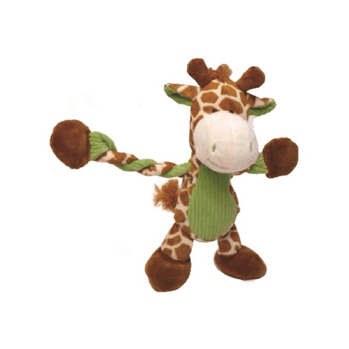 寵物可扭動發聲玩具 ﹣長頸鹿