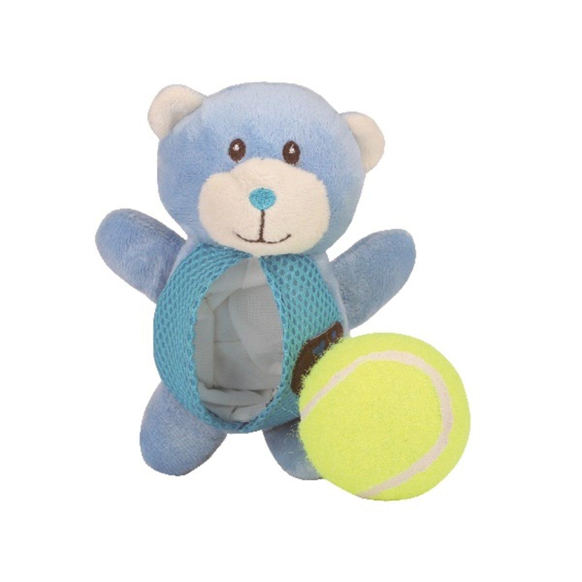 寵物腦力訓練發聲玩具 ﹣熊仔