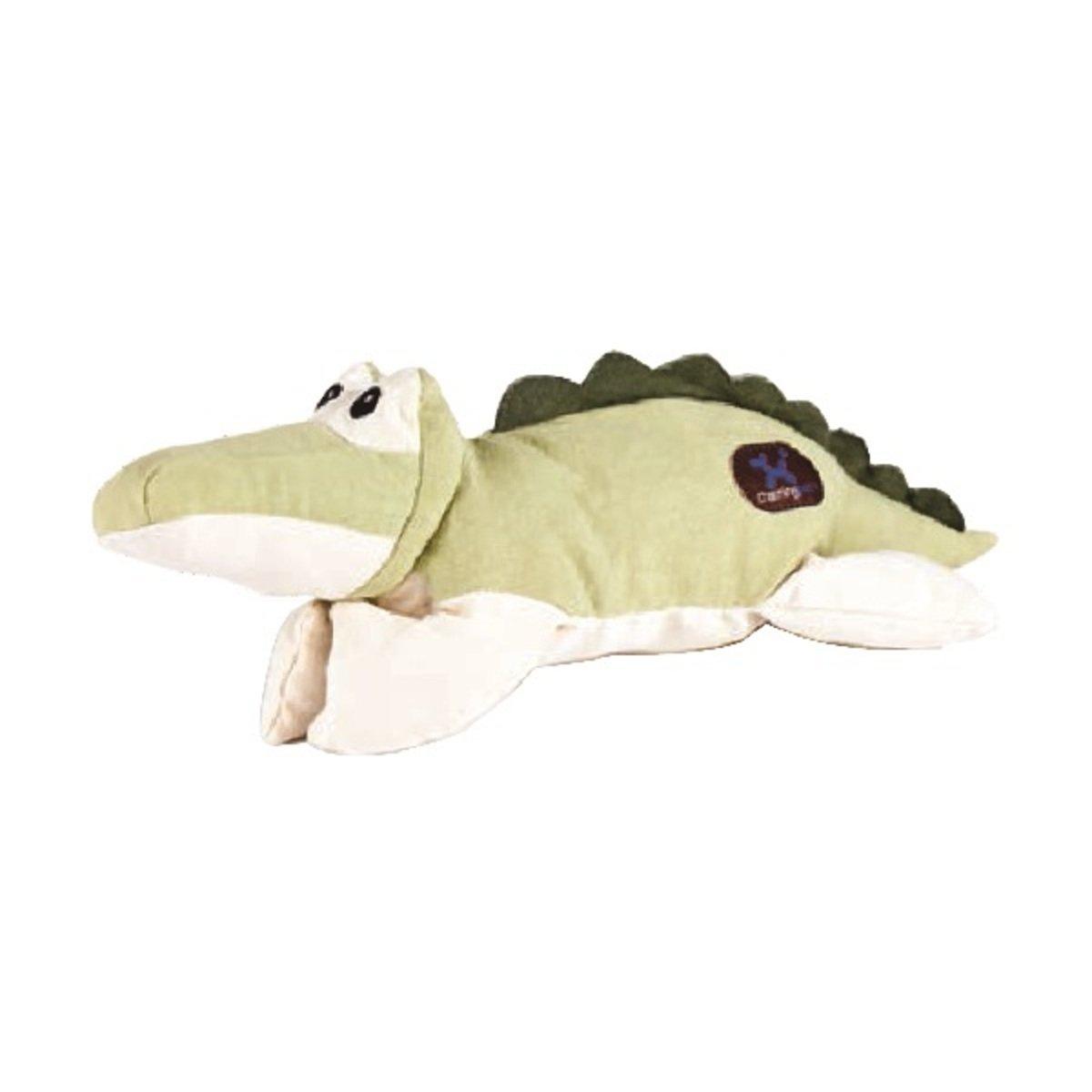 寵物天然環保發聲玩具 ﹣短吻鱷