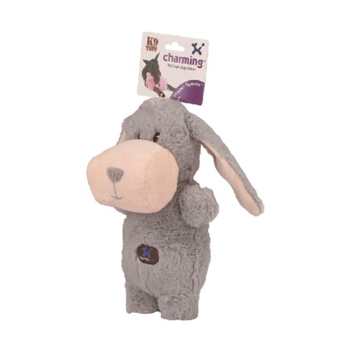 寵物木偶發聲玩具 - 兔仔