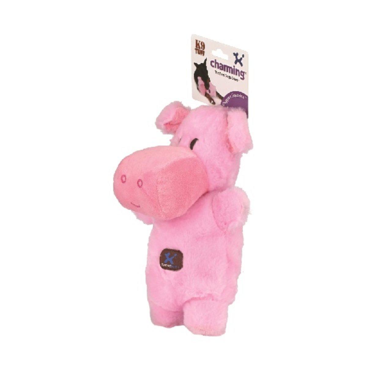 寵物木偶發聲玩具 - 豬