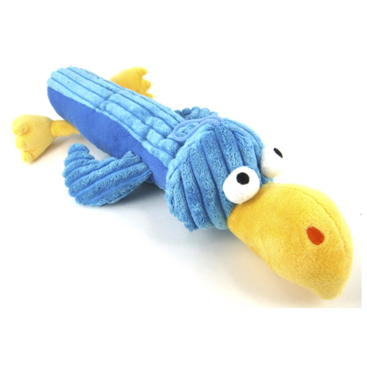 寵物發聲玩具-巨嘴鳥