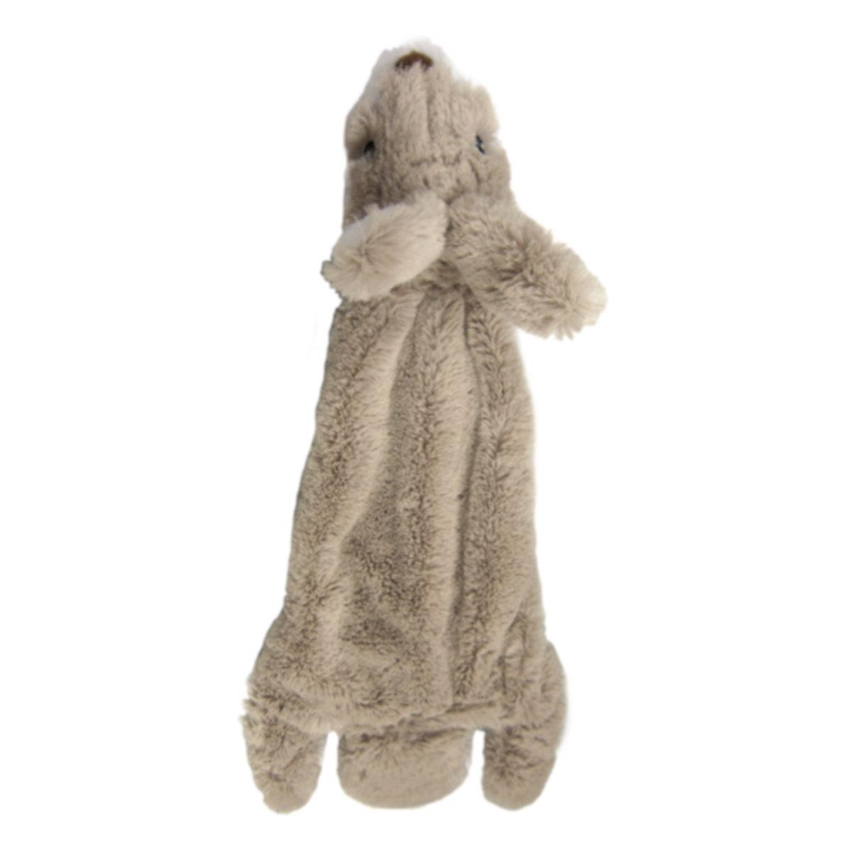 寵物發聲玩具-兔(可塞水樽)