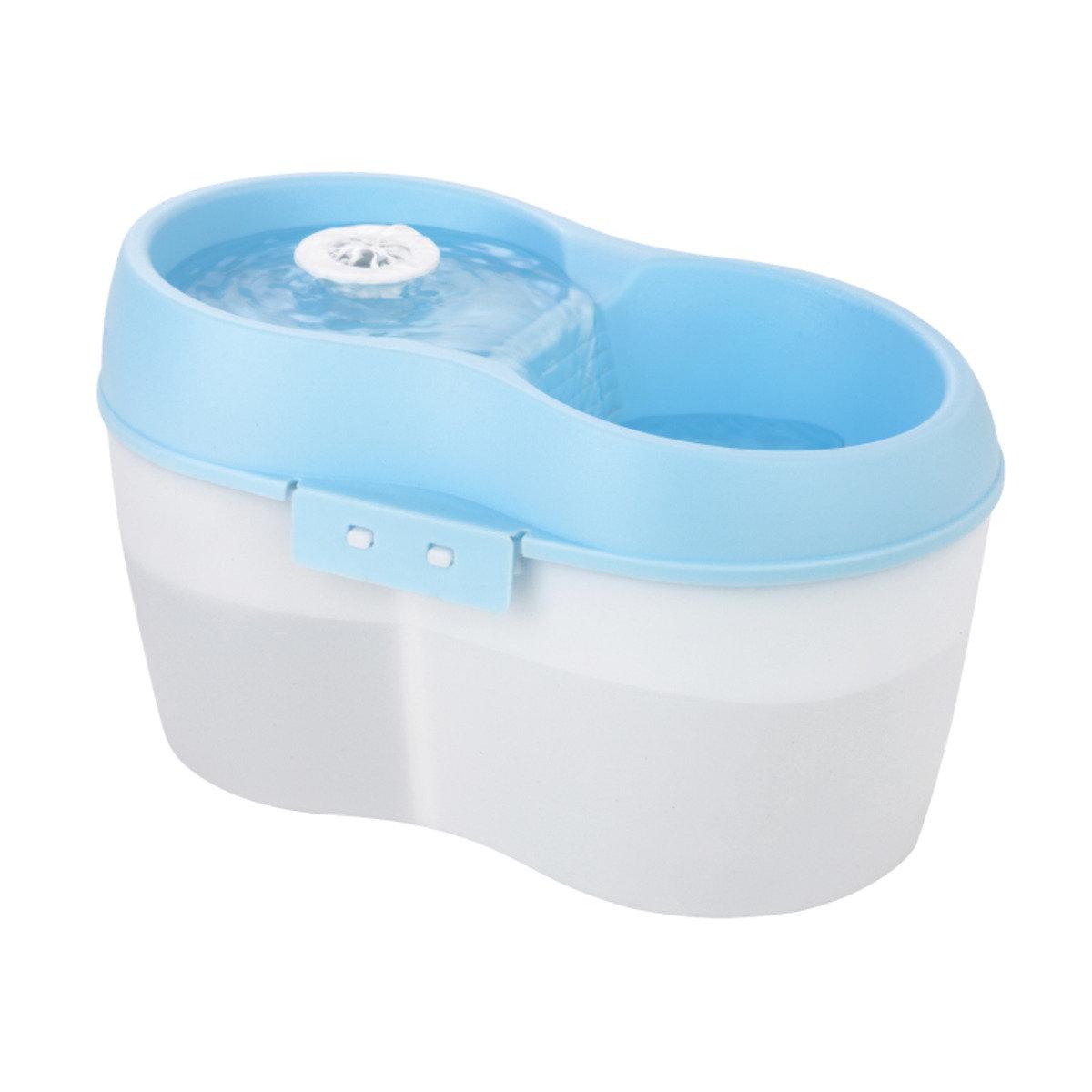 活性碳除口氣飲水機(藍+白)