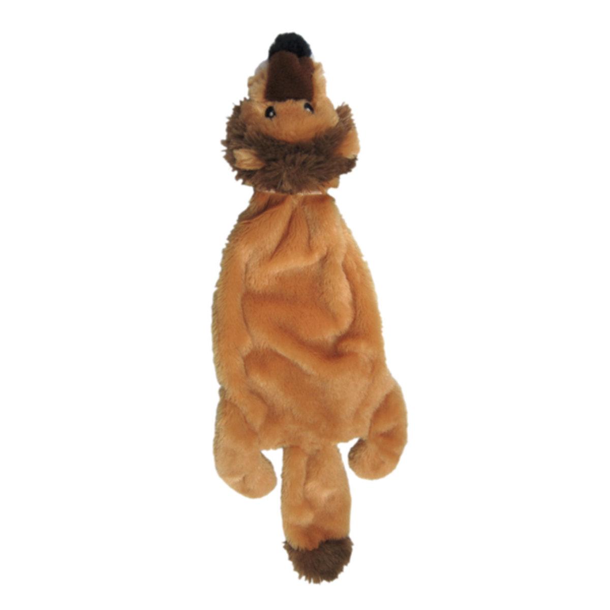 寵物發聲玩具-獅子(可塞水樽)