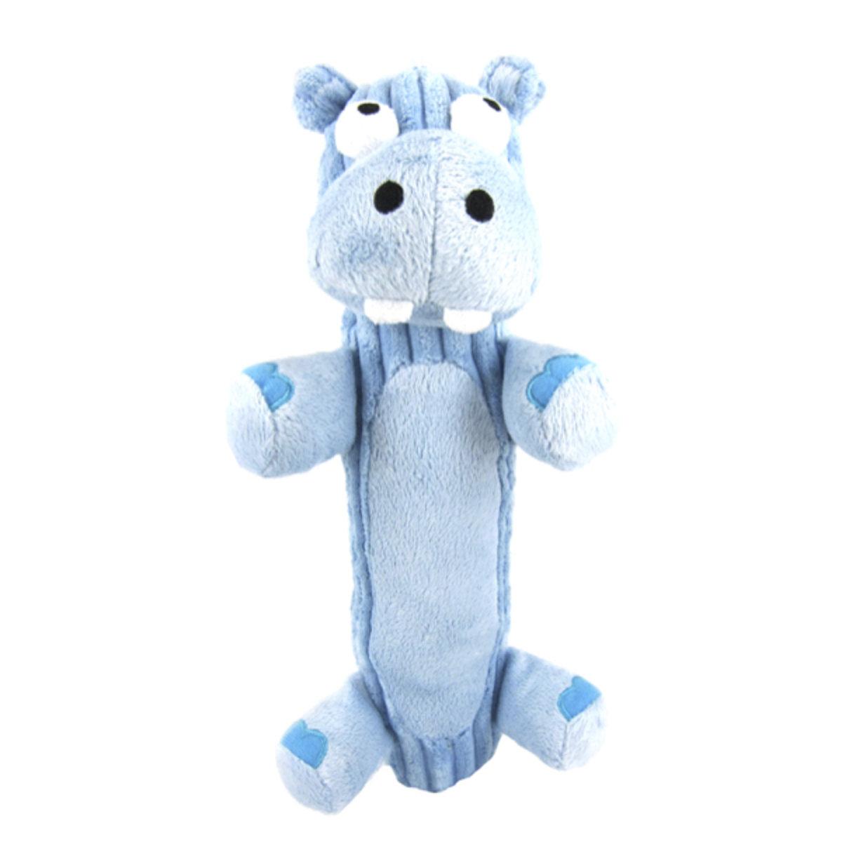 寵物發聲玩具-河馬