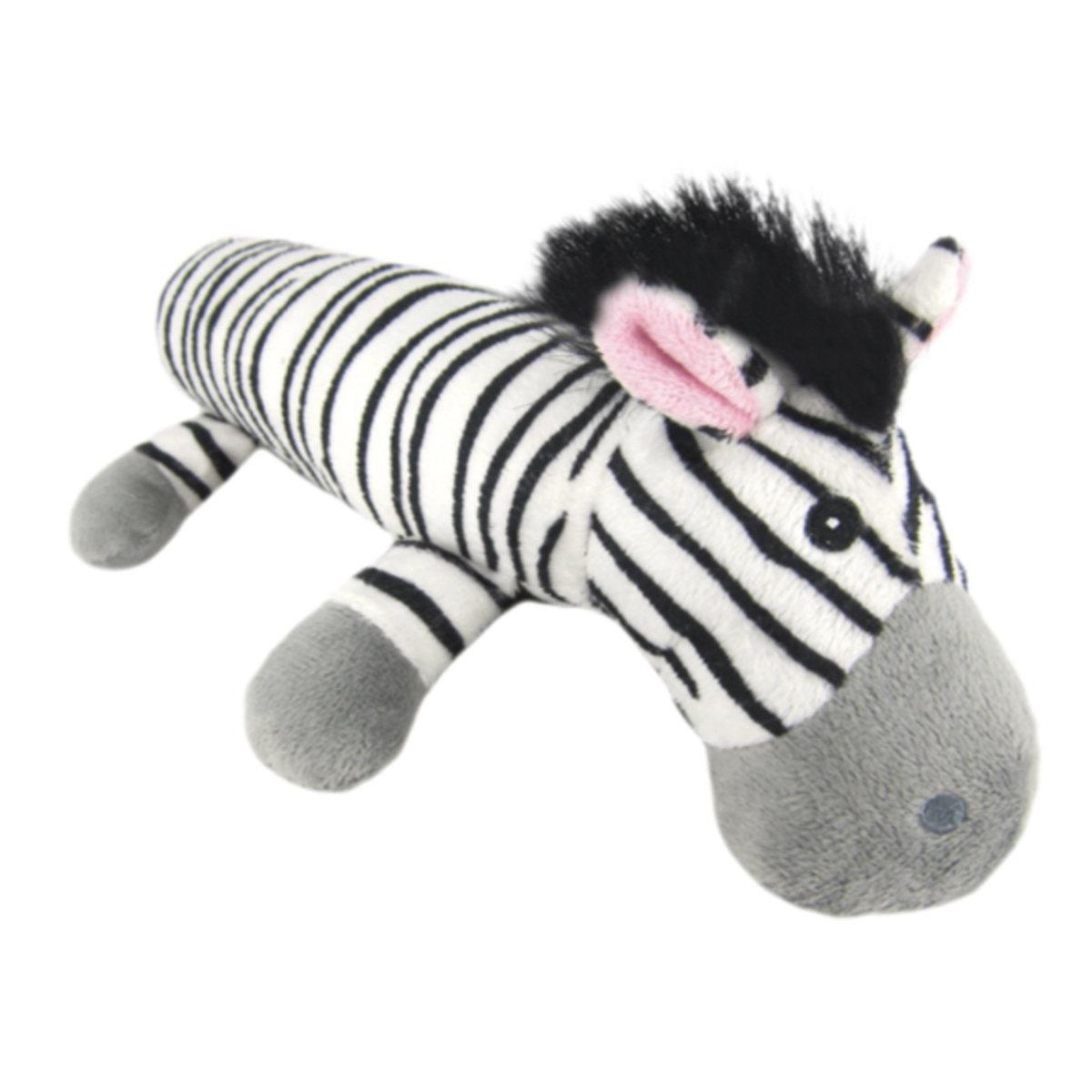 寵物發聲玩具-斑馬