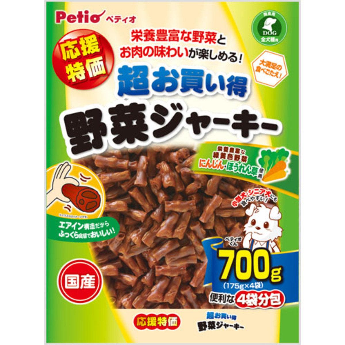 狗小食蔬菜粒 (超值裝)(W12507)(到期日:31/01/2017)