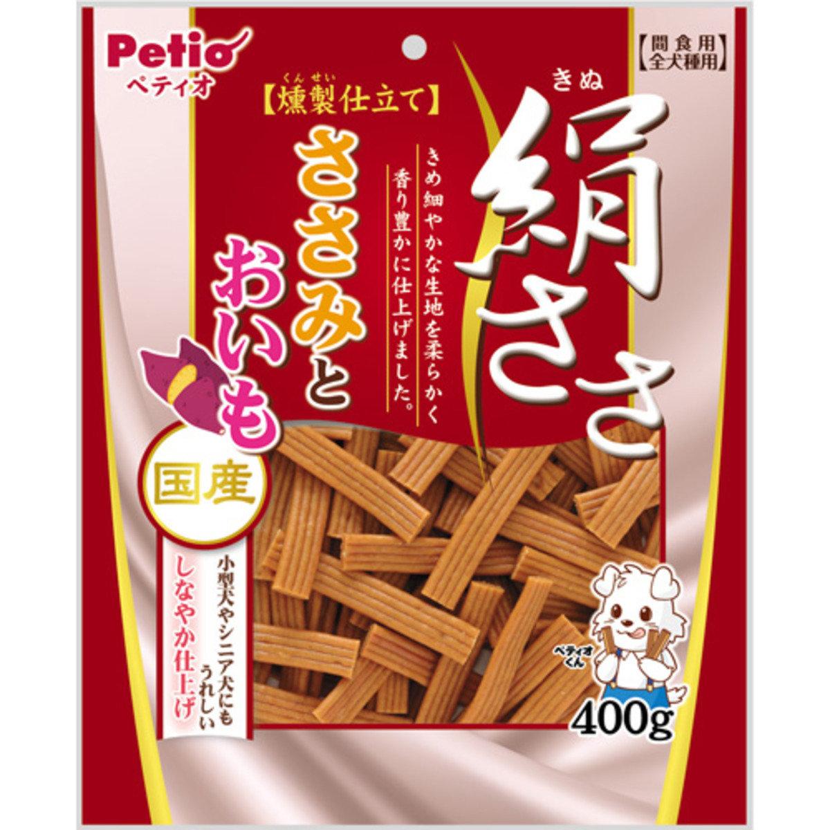 狗小食雞胸肉及甘薯直紋條(W11728)
