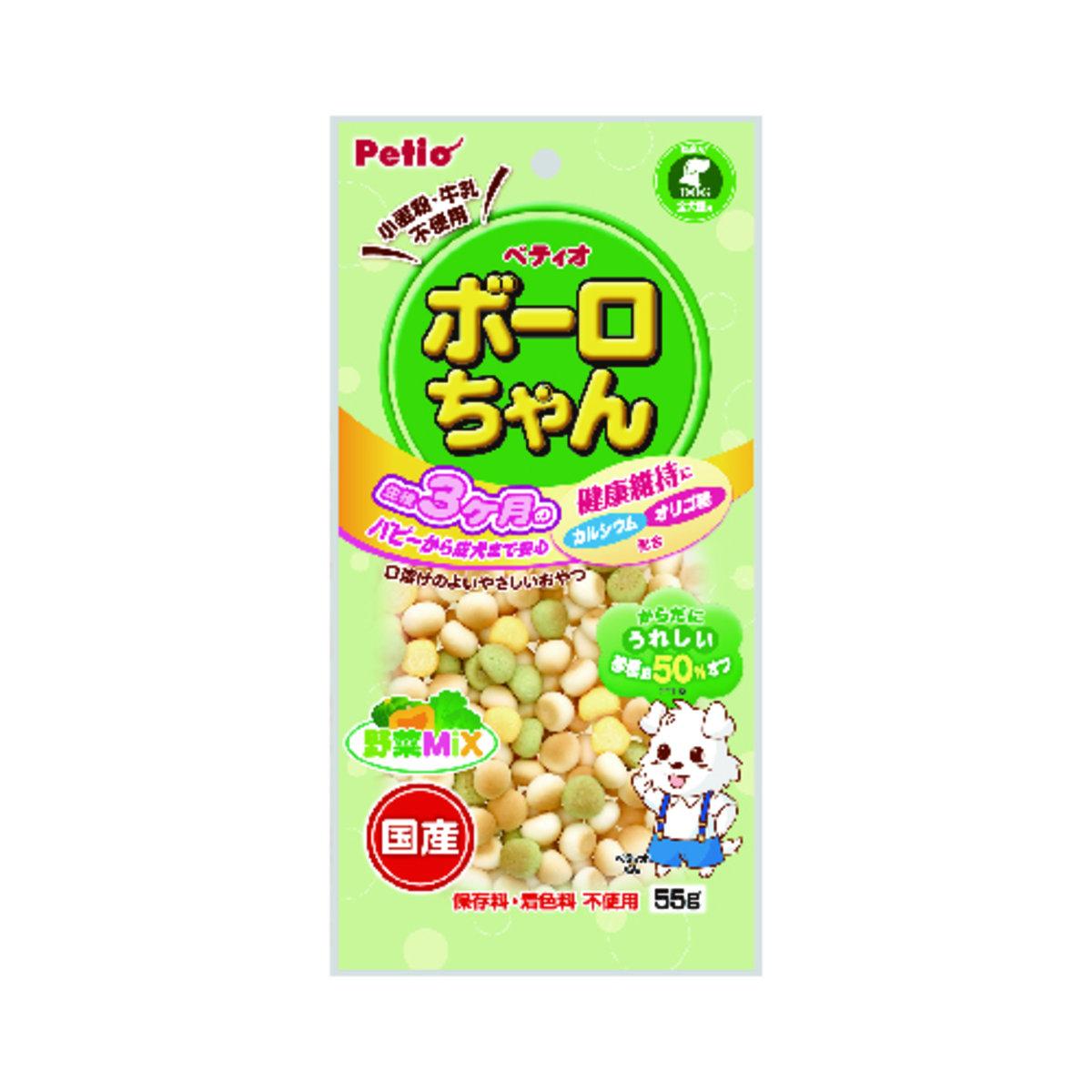 狗小食蔬菜脆餅(W1141500)