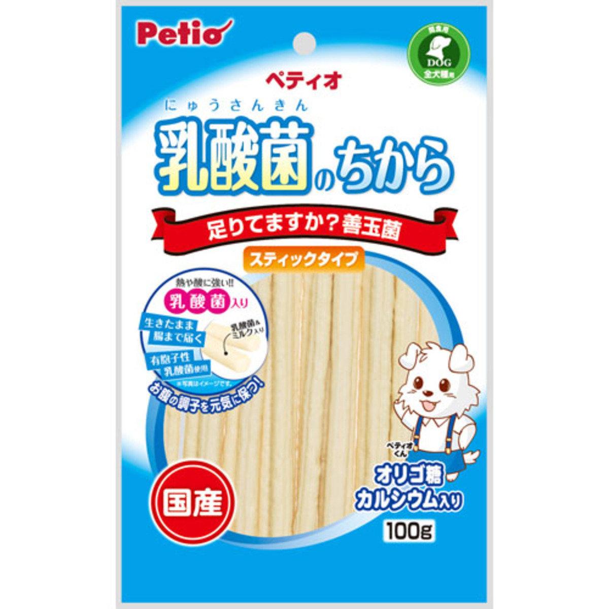狗小食腸道健康.乳酸菌棒(W12581)