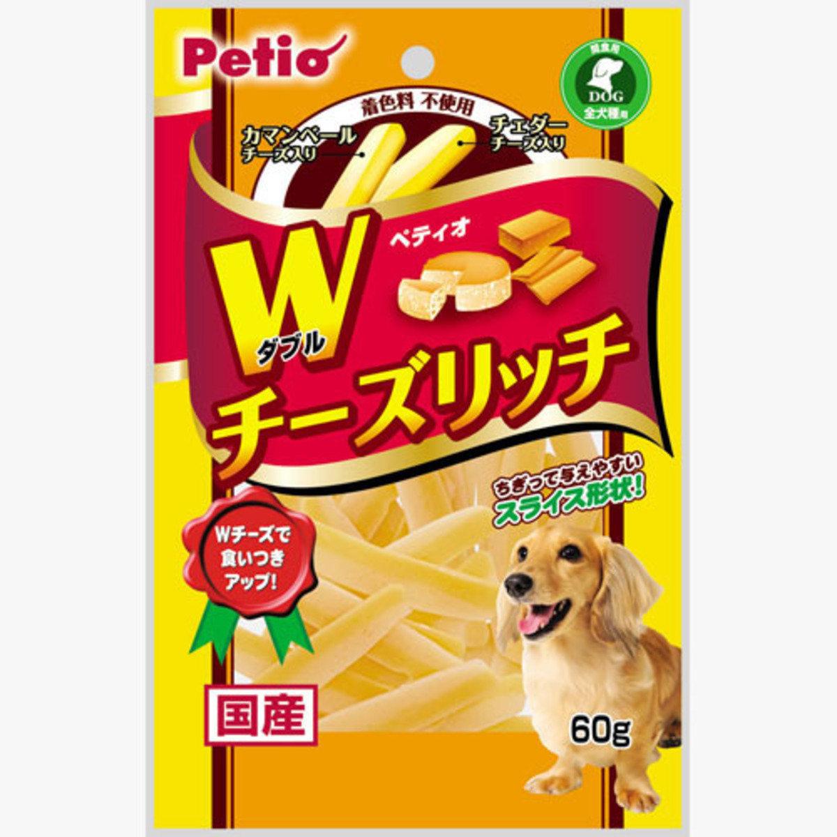 狗小食雙重口味芝士棒(W11662)