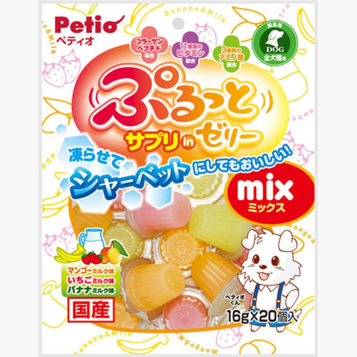 狗小食營養保健啫喱(W12228)