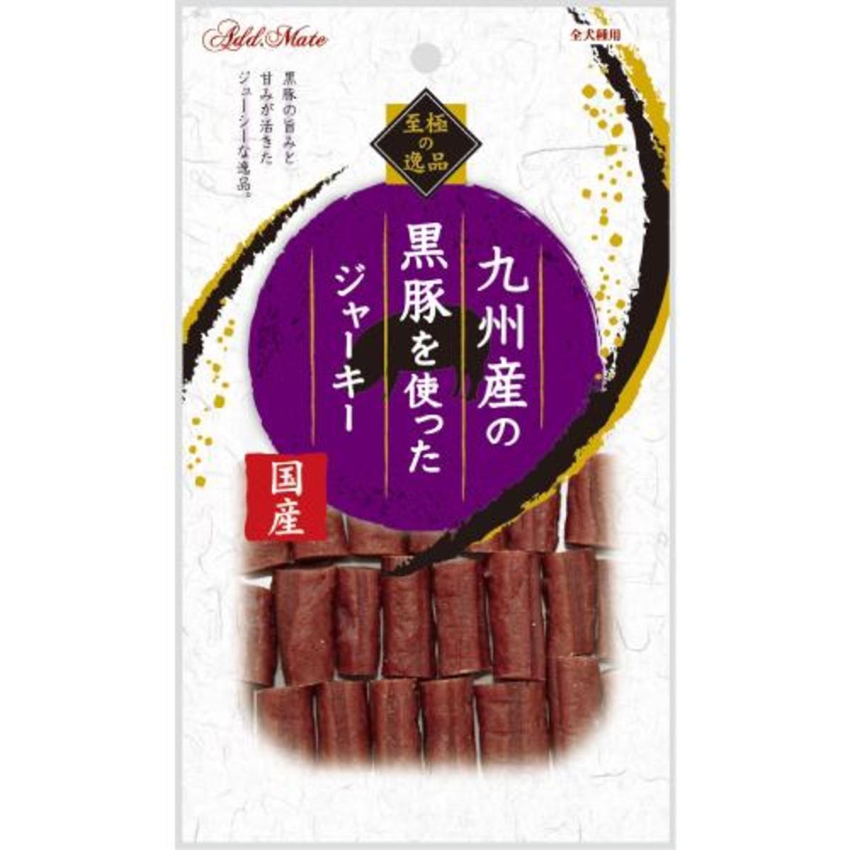 狗小食九州黑豬肉乾(A12374)