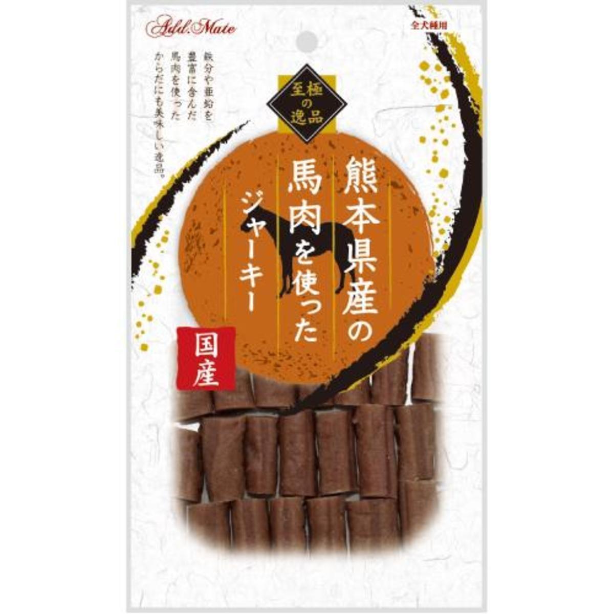 狗小食熊本馬肉乾(A12378)
