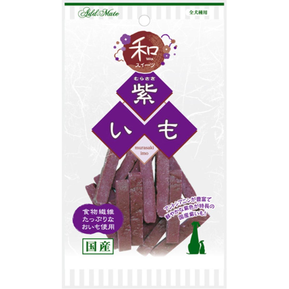 狗小食日本甘薯條(紫薯)(A12748)
