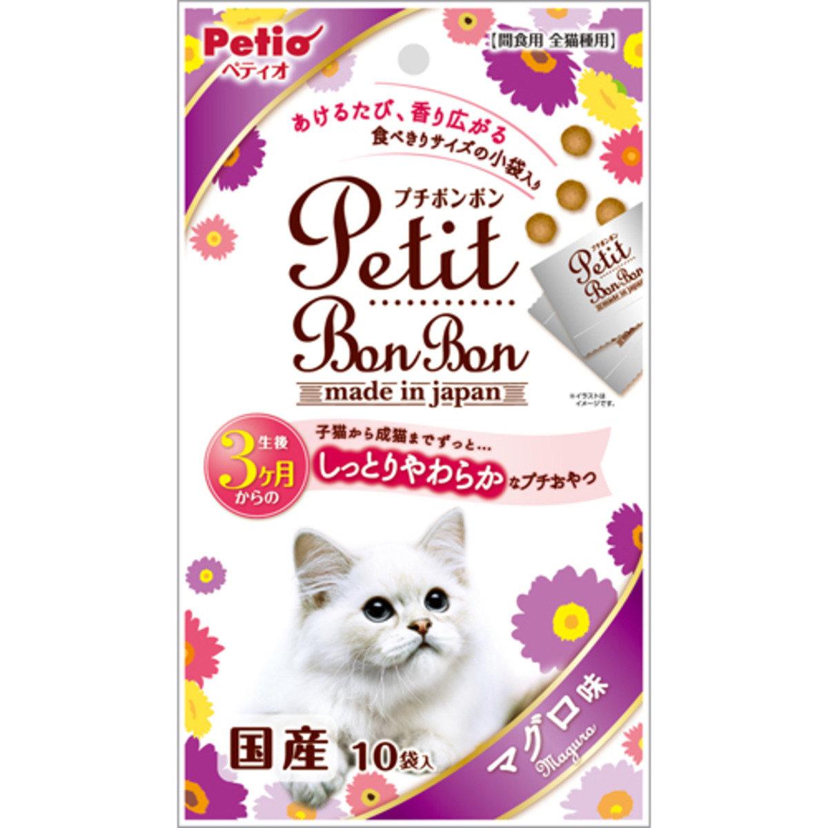 貓小食雞肉粒(吞拿魚味)(W12861)(賞味期限: 31-03-2017)