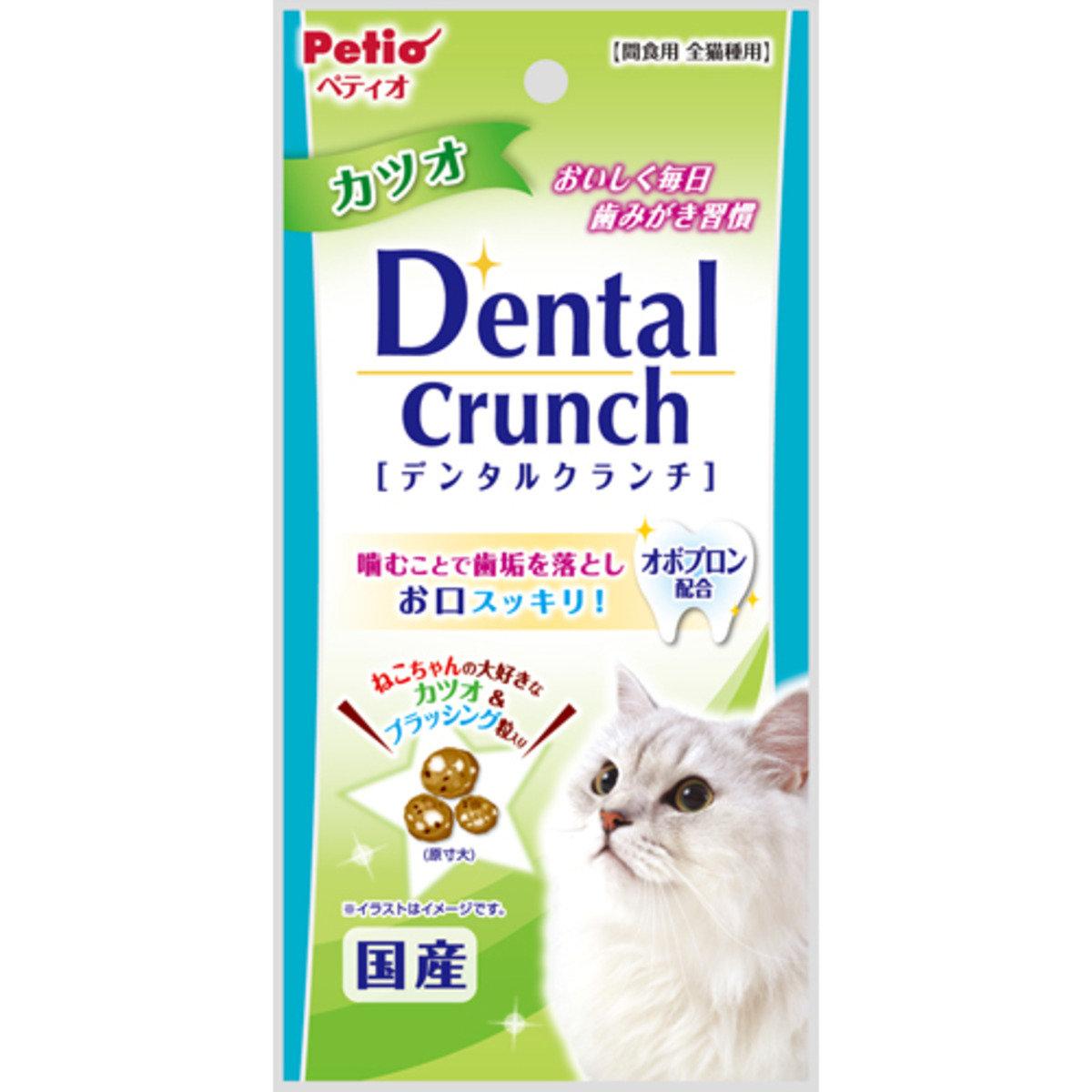 貓小食牙齒護理(鰹魚粒)(W12728)