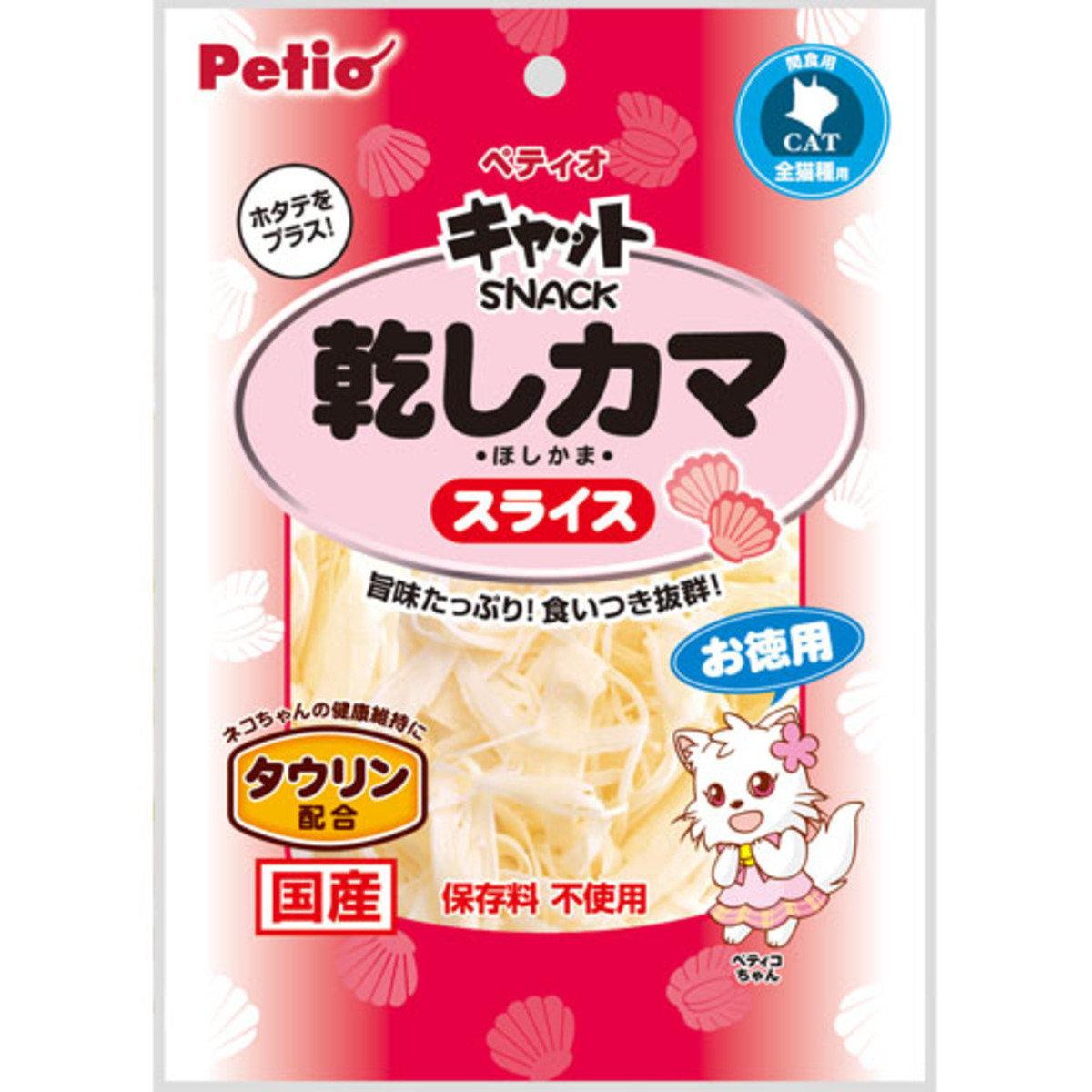 貓小食白身魚絲(原味)(W12585)(賞味期限 : 30/04/2017)