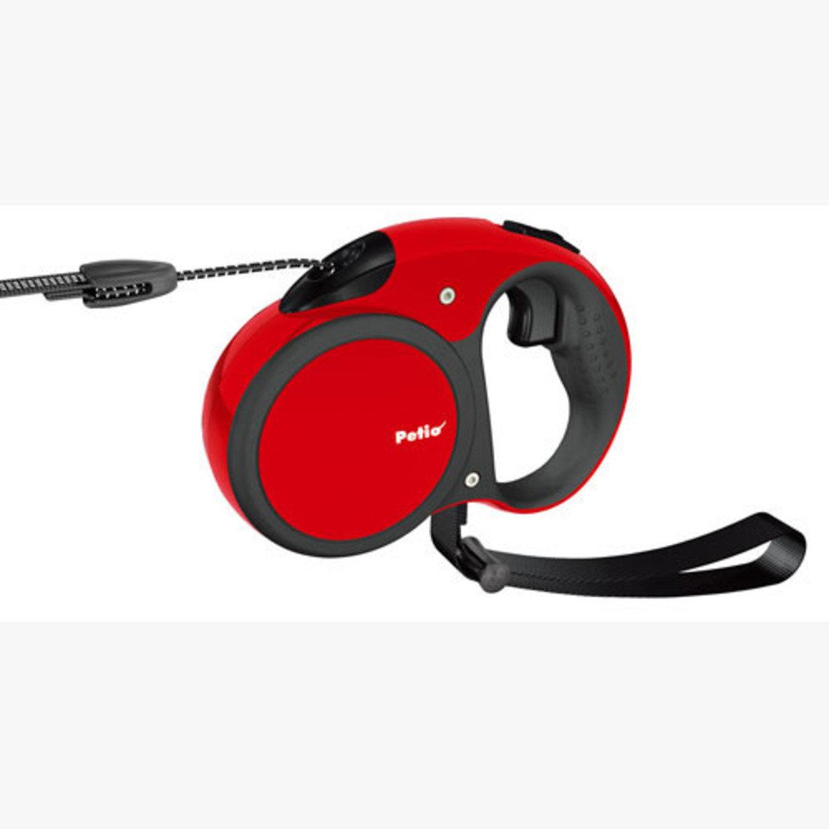 紅色時尚伸縮拖帶(大)(W23840)