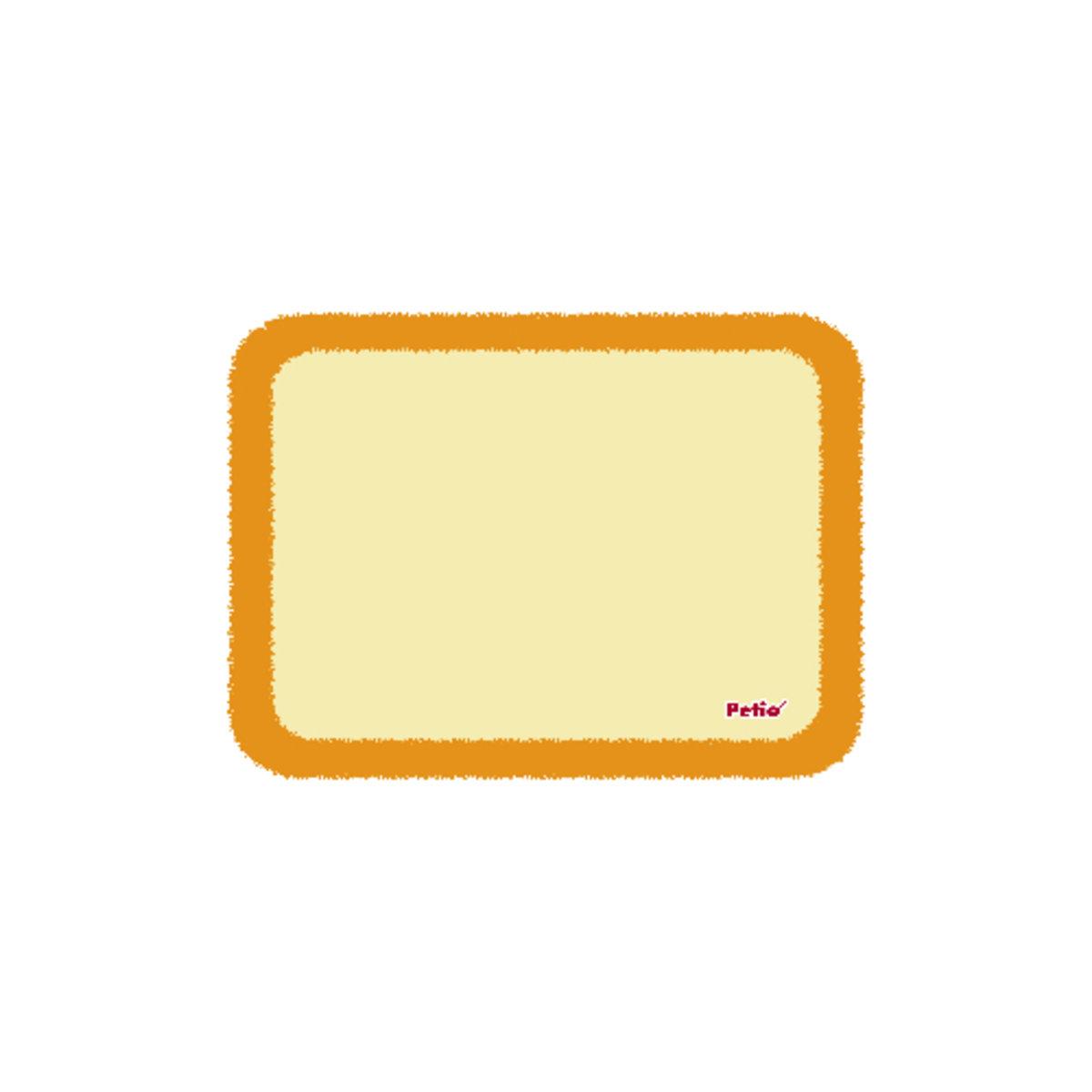 檸檬黃保暖墊(中)(QC71069)