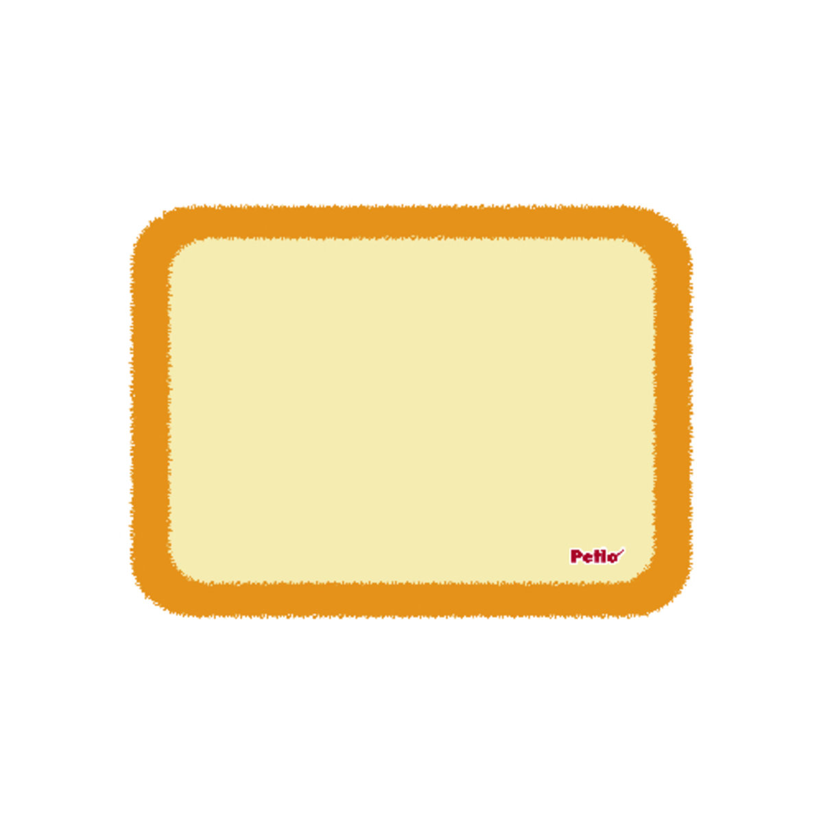 檸檬黃保暖墊(大)(QC71070)