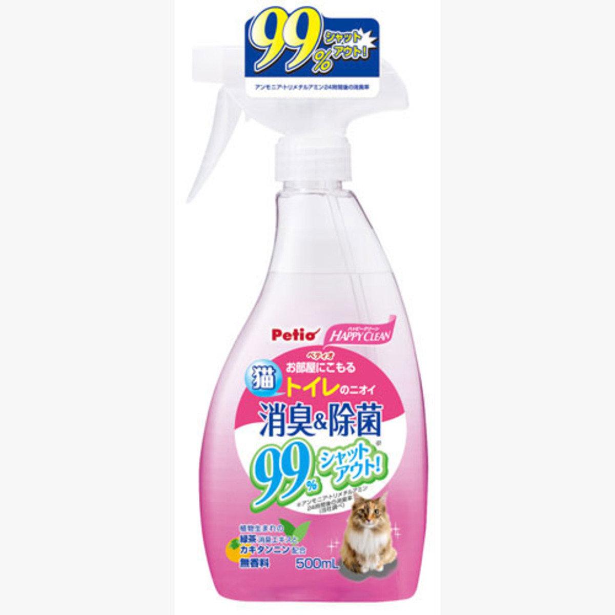 殺菌除臭噴霧(貓廁所適用)(W23844)