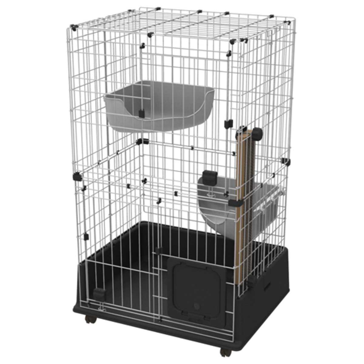 移動式自由組合貓籠(A25072)