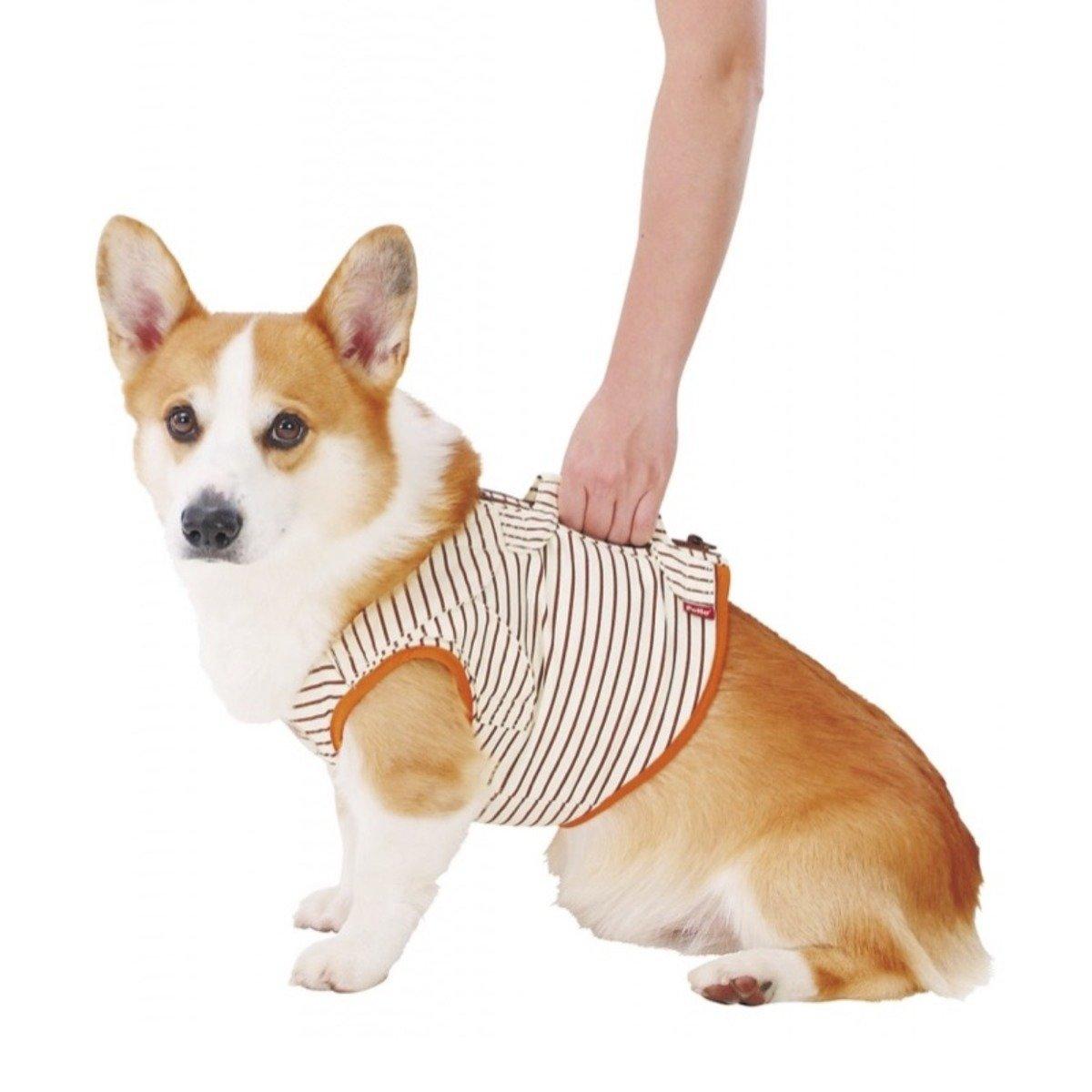 高齡犬護理專用.輔助背心 K L (W23637)