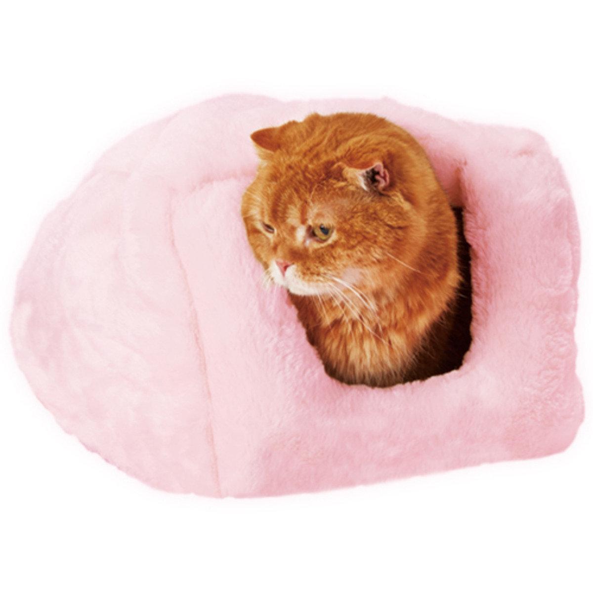 寵物隱藏式軟床(粉色) (W25244)