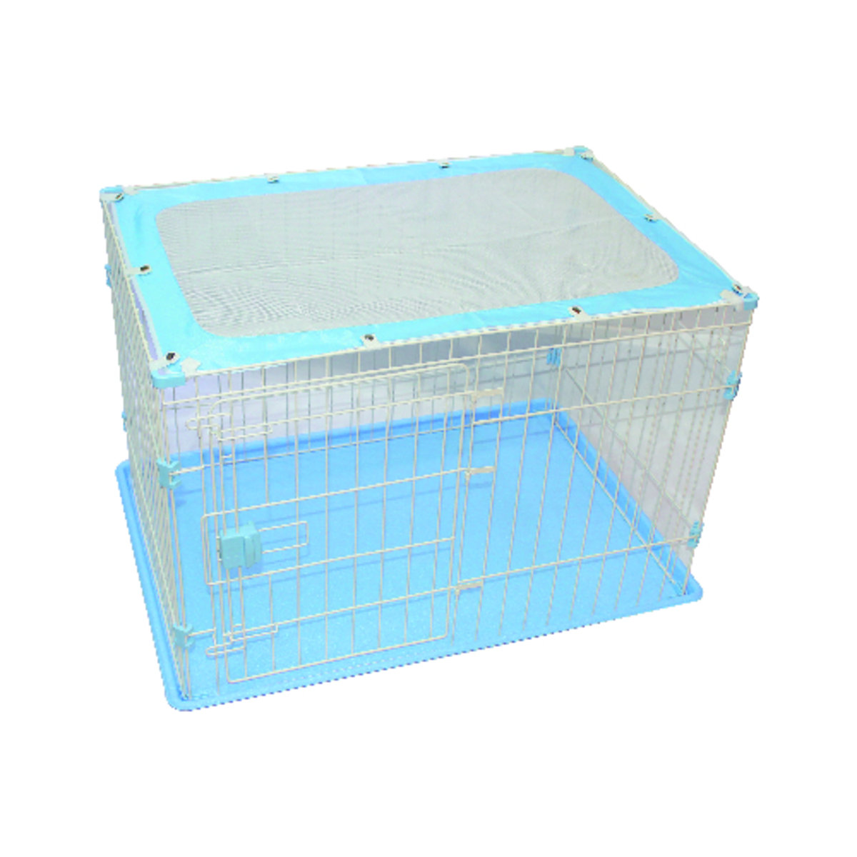 寵物圍欄(蓝色)(QC71037)