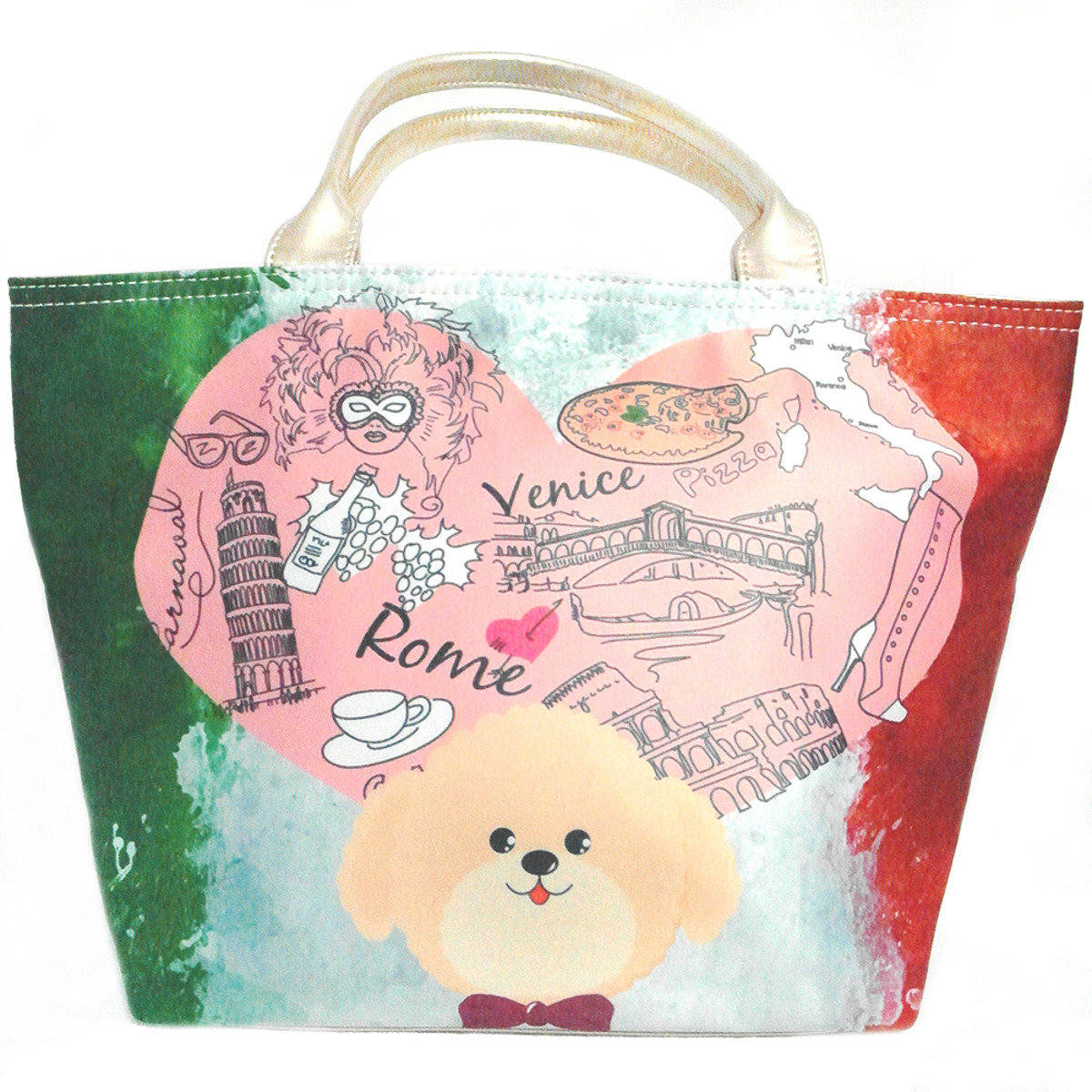 多用途手挽袋-Momo意大利