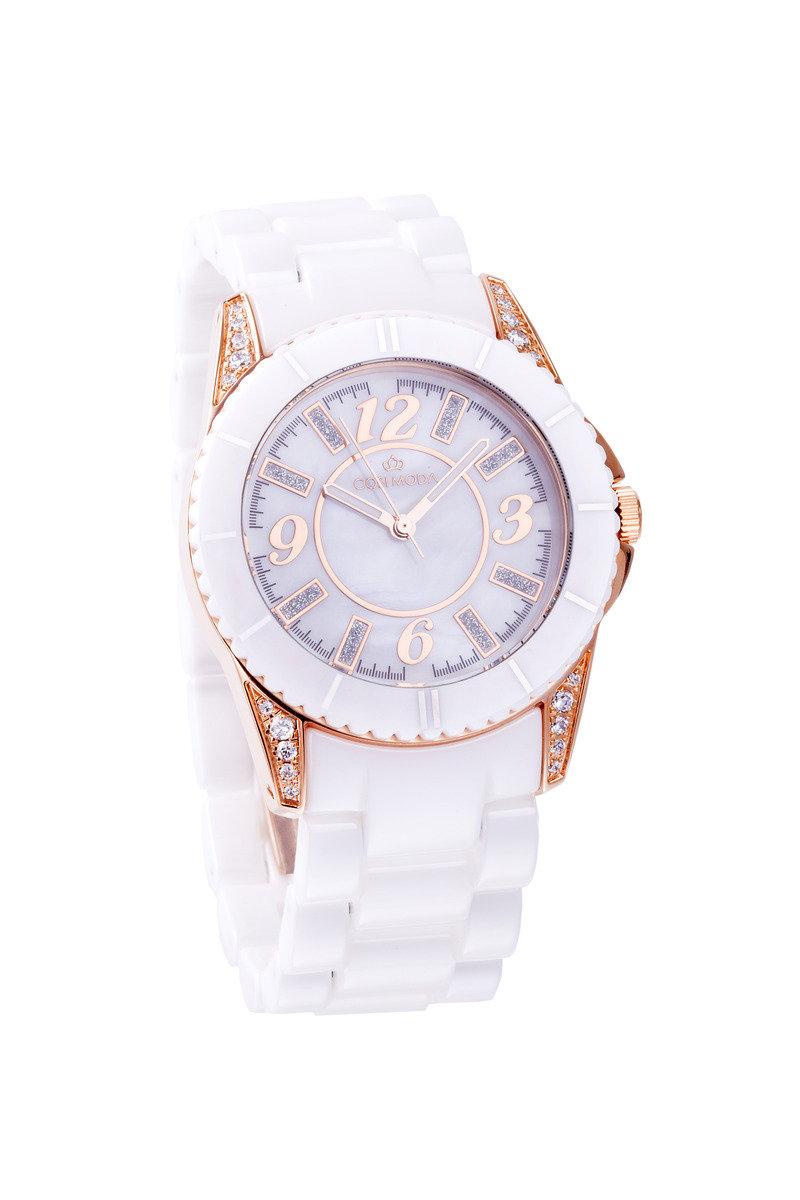 陶瓷腕錶-經典簡約