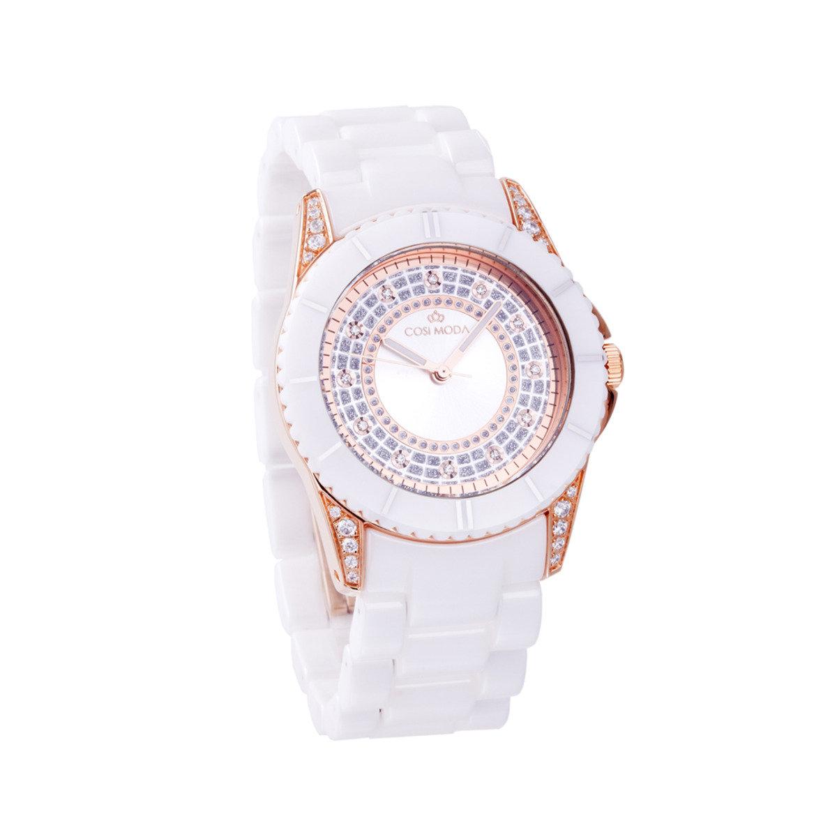 陶瓷腕錶-精緻閃爍