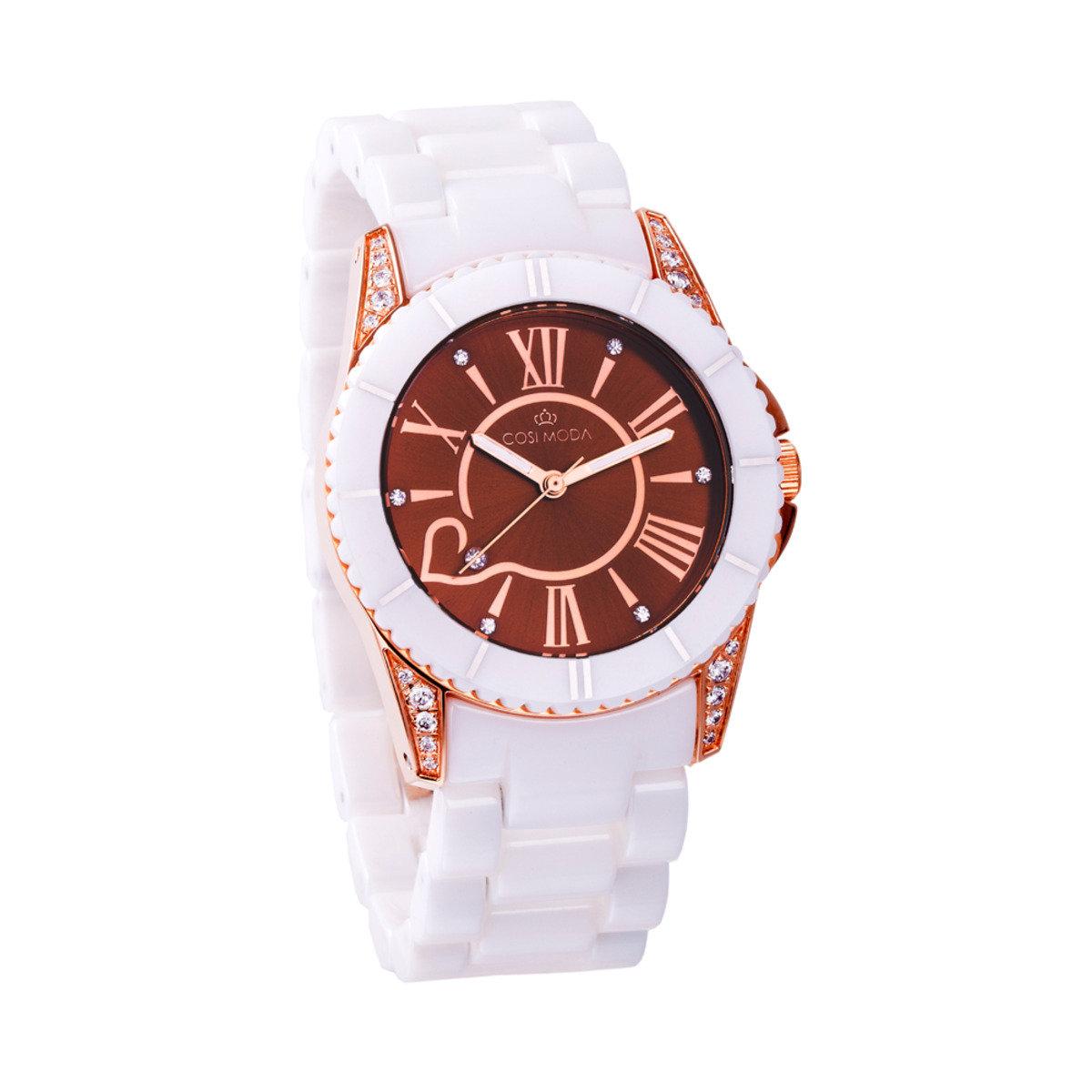 陶瓷腕錶-時尚型格