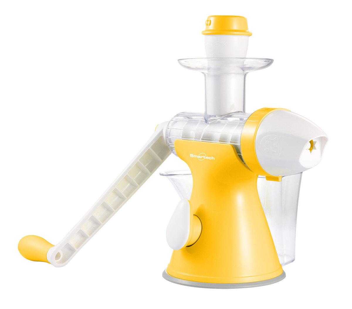 2合1手動慢磨果汁/雪糕機